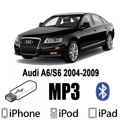 USB MP3 адаптер Skif для Audi A6/S6 2004-2009