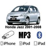 USB MP3 адаптеры для Honda Jazz 2001-2008