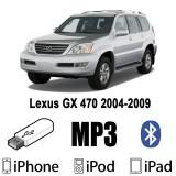 USB MP3 адаптеры для Lexus GX 470