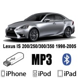 USB MP3 адаптеры для Lexus IS 200/250/300/350h