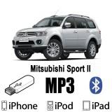 USB MP3 адаптеры для Mitsubishi Pajero Sport II