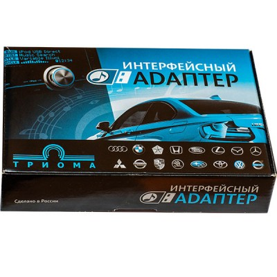 USB MP3 адаптер Флиппер-2 Multi-Flip для Chrysler Pacifica
