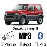 USB MP3 адаптеры для Suzuki Jimny II