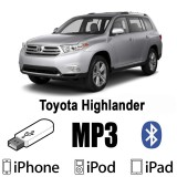 USB MP3 адаптеры для Toyota Highlander