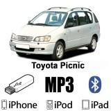 USB MP3 адаптеры для Toyota Picnic