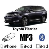 USB MP3 адаптеры для Toyota Harrier