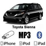 USB MP3 адаптеры для Toyota Sienna