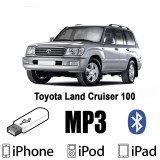 USB MP3 адаптеры для Toyota Land Cruiser 100