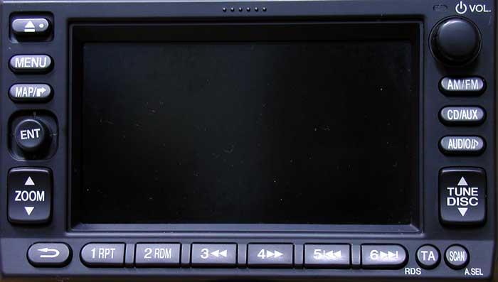 автомагнитола для Honda CR-V II фото