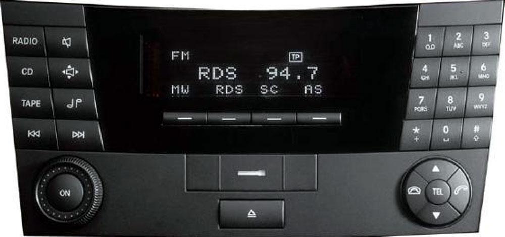 Штатная магнитола для Mercedes Audio 20CC фото