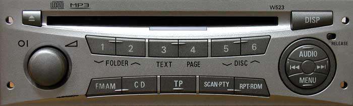 Штатная магнитола для Mitsubishi W523, W677 Pajero Sport, L200 фото