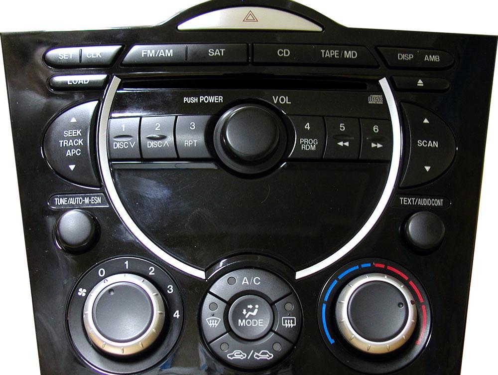 Штатная магнитола для Mazda 66 DSX 14792531 фото
