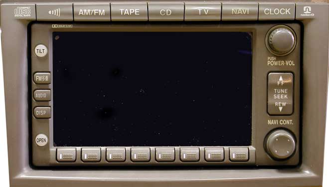Штатная магнитола для Mazda CQ-XM8950A фото