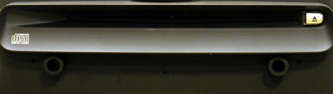 Штатная магнитола для Infiniti BA010 (PN-2646F, Clarion) фото