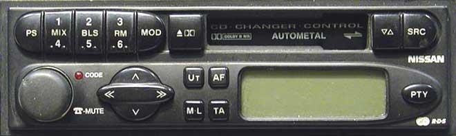 Штатная магнитола для Infiniti BP6350 (Blaupunkt) фото