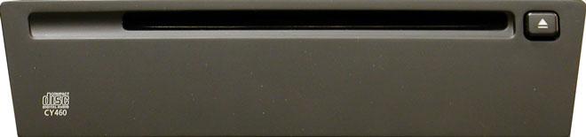 Штатная магнитола для Infiniti CY100 (PN-2598F, Clarion) фото
