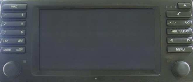 Штатная магнитола для Land Rover Monitor 16:9 фото
