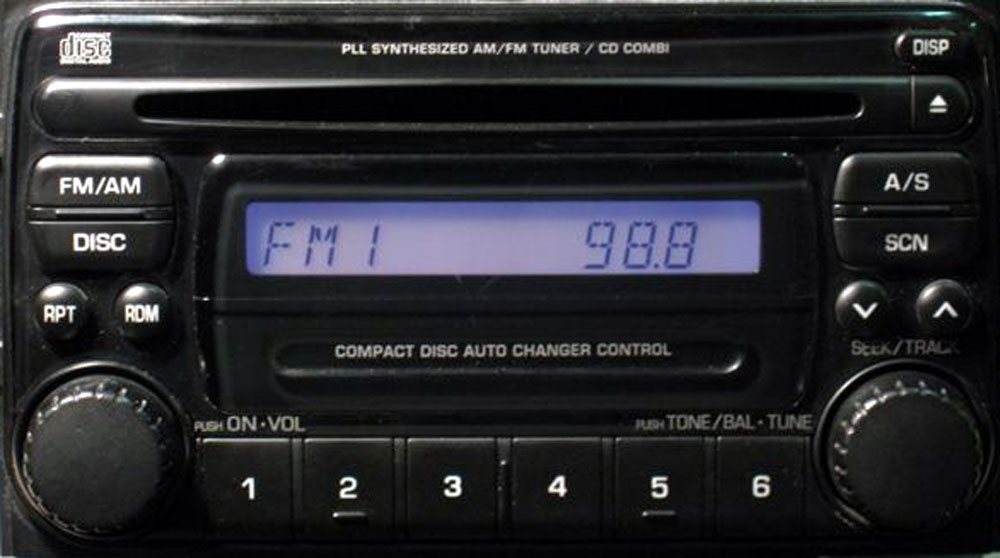 Штатная магнитола для Suzuki PS-2512 фото