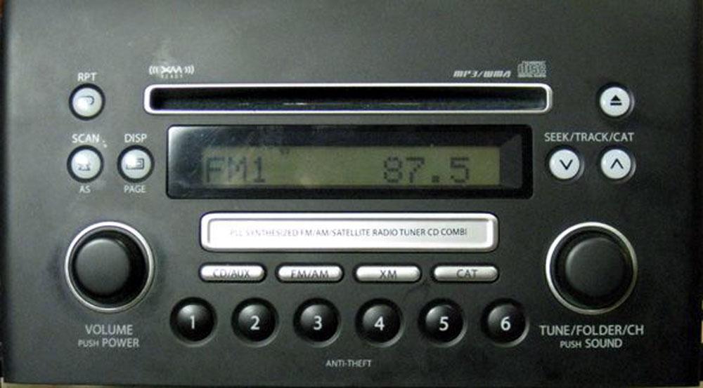 Штатная магнитола для Suzuki PS-2656D-A фото