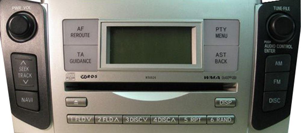 Штатная магнитола для Lexus W58824 фото
